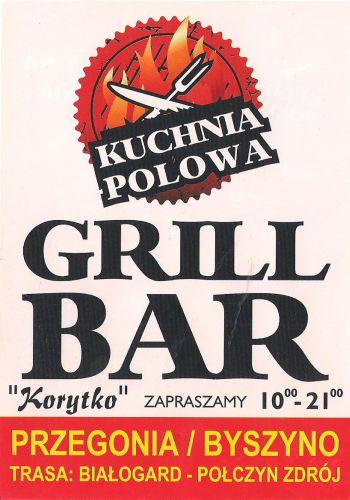 GRILL BAR KORYTKO  Kuchnia Polowa Białogard  Restauracje  Białogard  Ogło   # Kuchnia Polowa Zachodniopomorskie